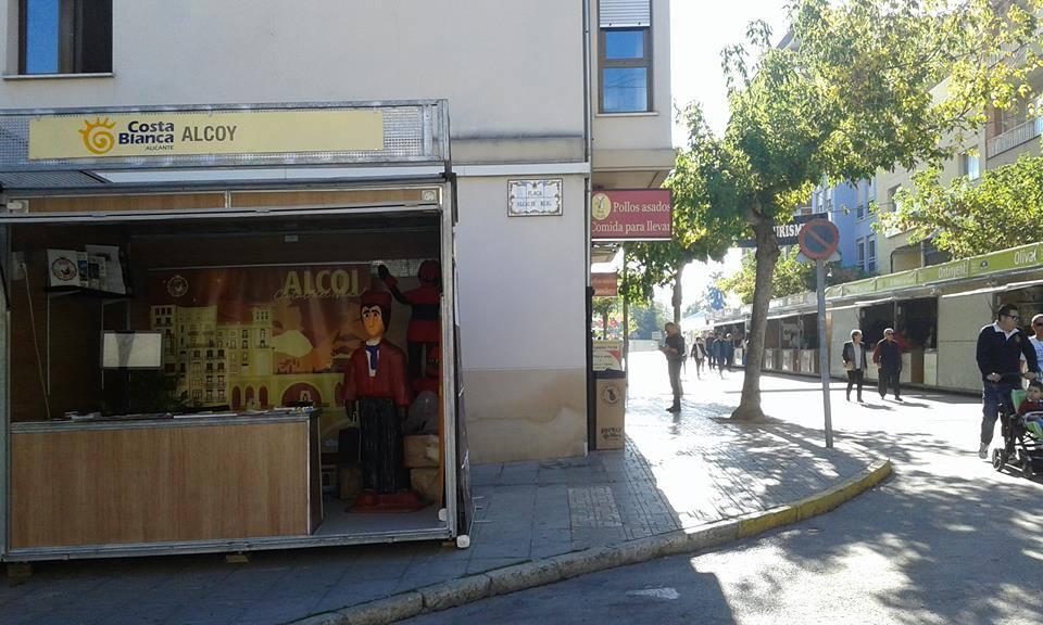 Foto La Concejalía de Turismo estará presente en la Feria de Tots Sants