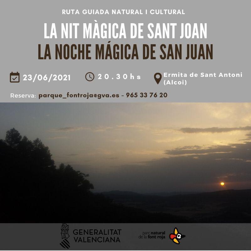 Noche mágica de San Juan