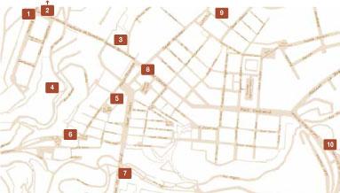 Imagen del mapa de la Ruta de Ovidi Montllor