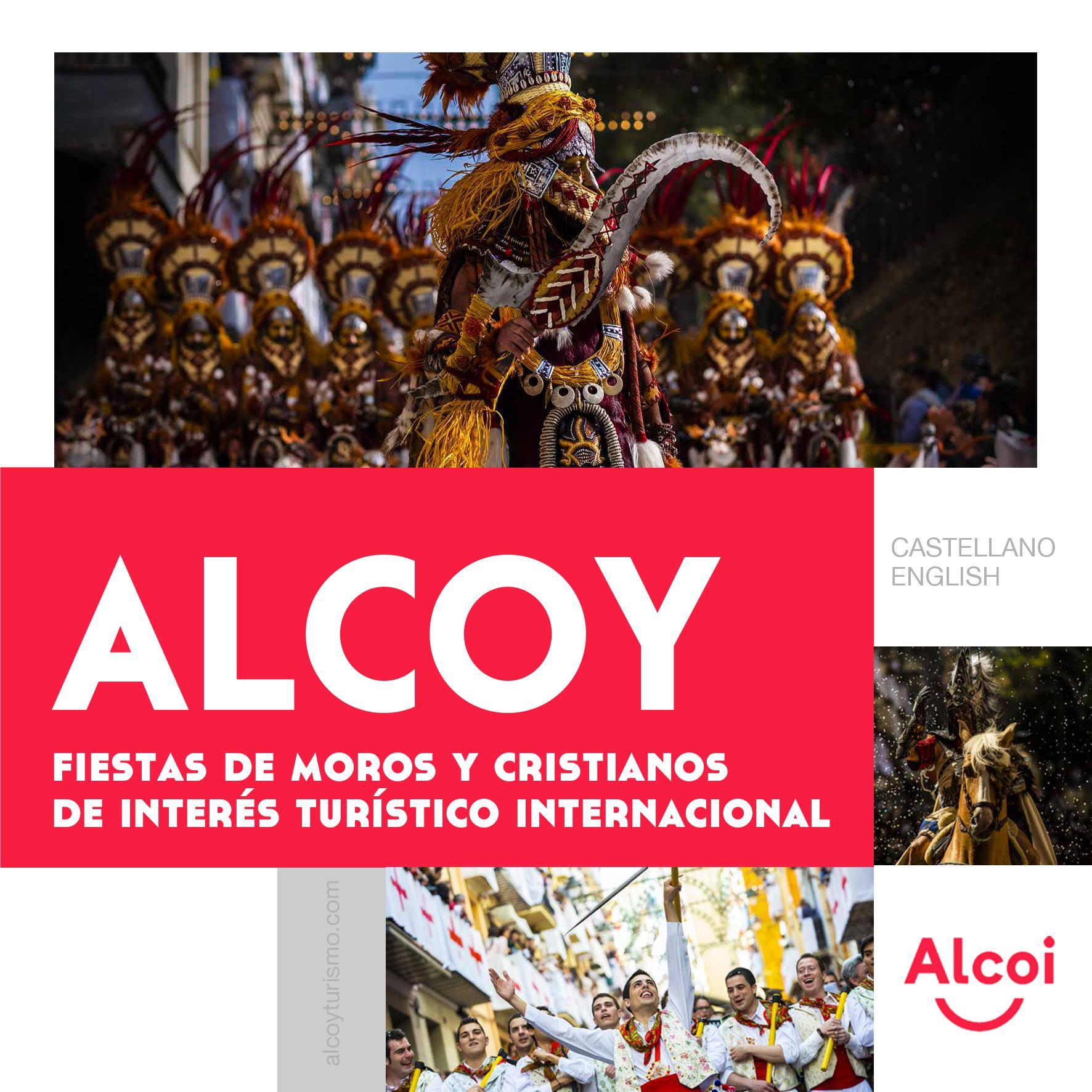 Foto folleto Moros y Cristianos de Alcoy