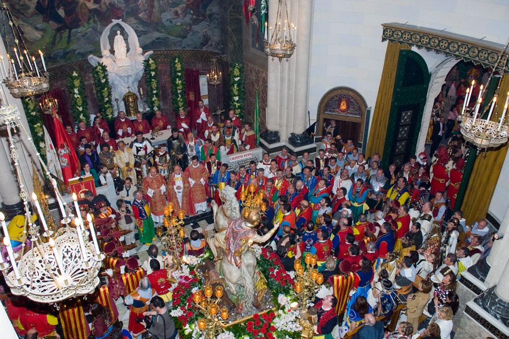 Foto Día de San Jorge