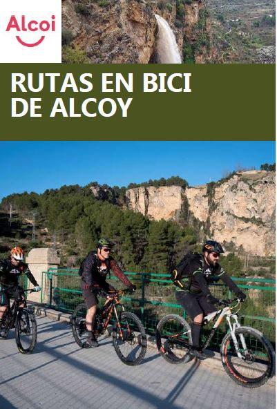 Foto Folleto Rutas en bici de Alcoy