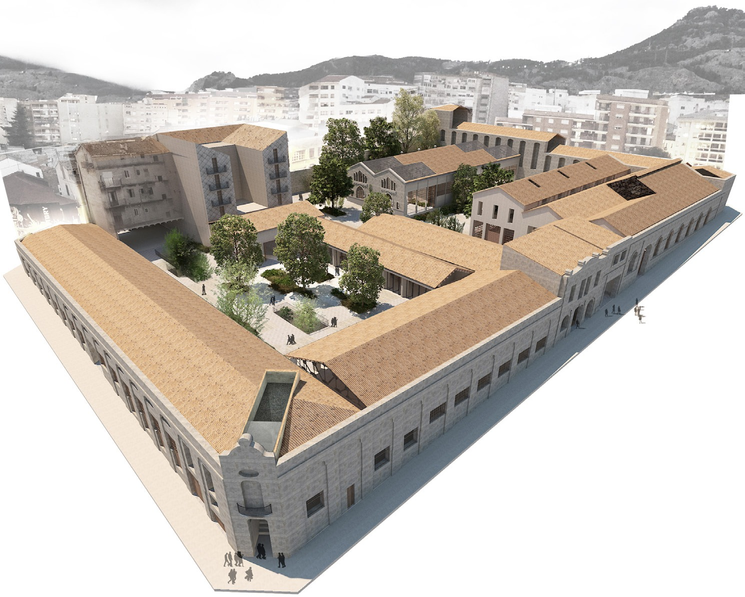 Un proyecto de ciudad inteligente