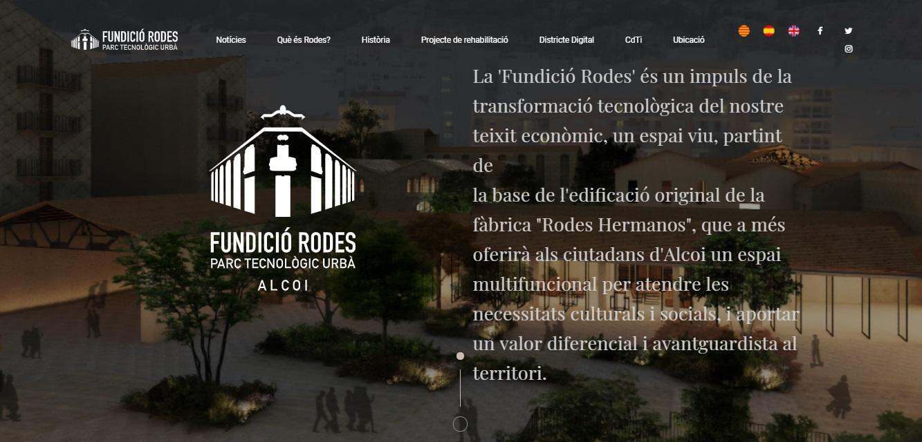 Foto Web Fundició Rodes