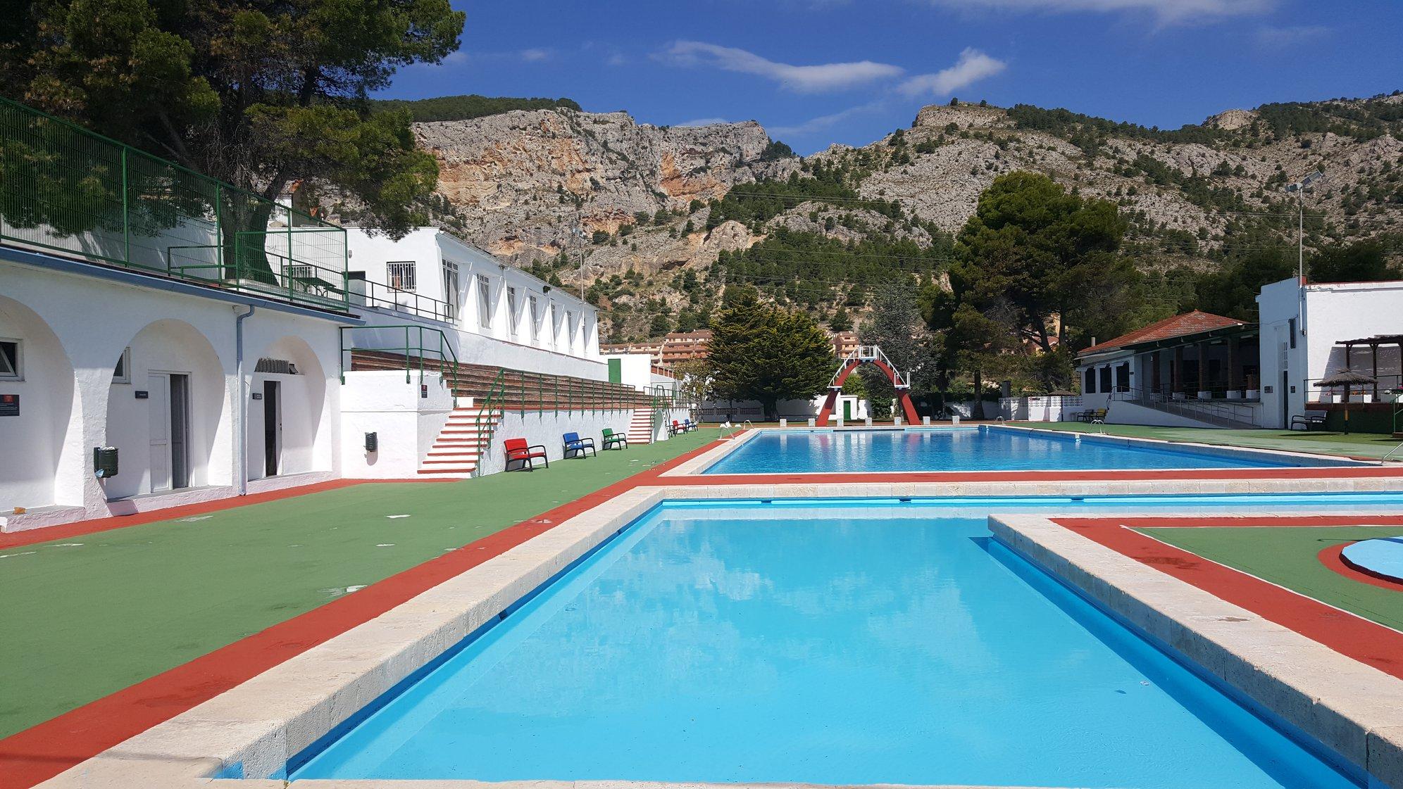 Foto El lunes 29 de junio abrirán las piscinas municipales