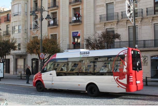 Foto El autobús urbano volverá a la normalidad a partir del lunes 25 de mayo