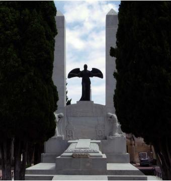 Foto Alcoy celebra la Semana Europea de los Cementerios