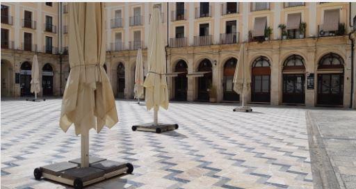 Foto El ayuntamiento ampliará en medida del posible las terrazas de los establecimientos hosteleros