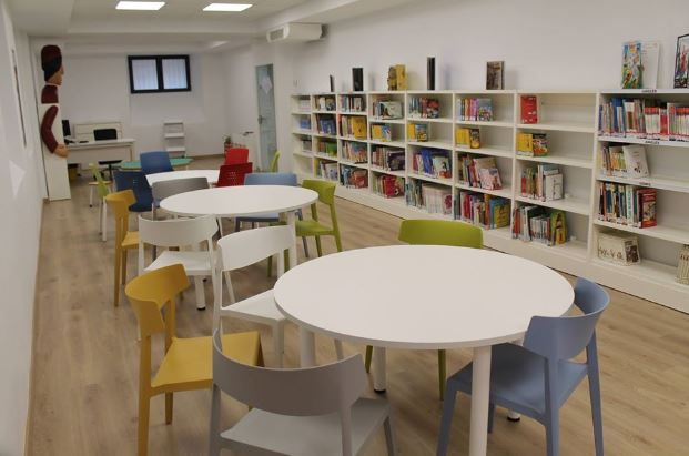 Foto El archivo y las bibliotecas municipales abrirán progresivamente a partir del lunes 4 de mayo