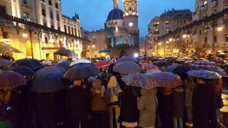 Foto Asociación de San Jorge y Ayuntamiento proponen cantar el himno el día 21 a las 21 h