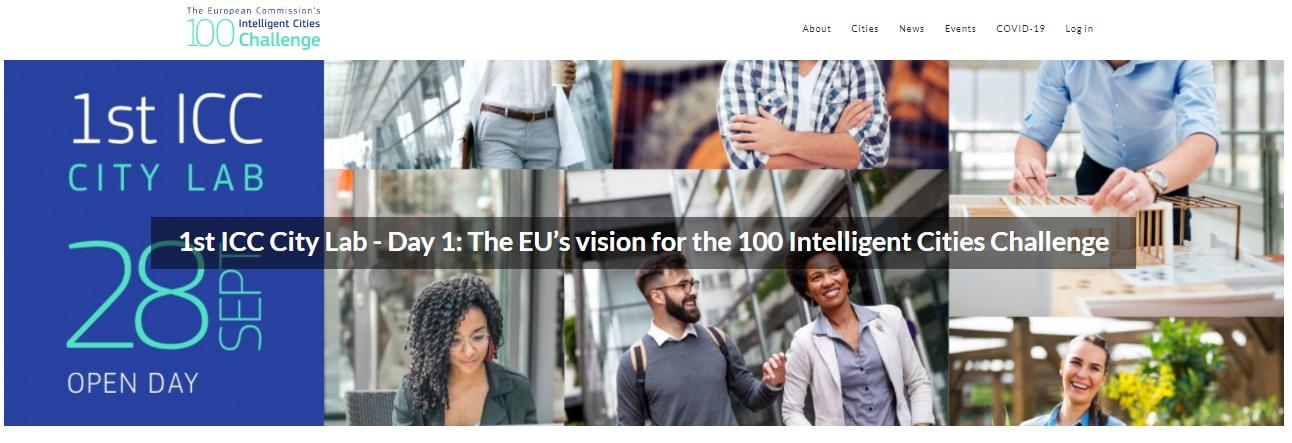 Foto Empieza el programa europeo 'Intelligent Cities Challenge' con la participación de Alcoy