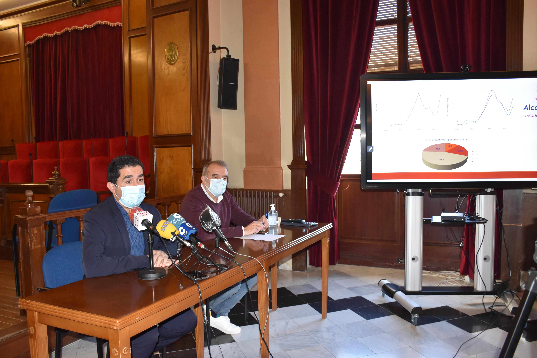 Foto Actualización: dada la situación de la Covid19 en nuestra ciudad se han acordado nuevas medidas por parte del Ayuntamiento