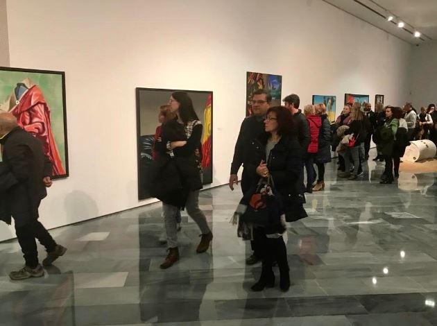 Foto Los espacios culturales de Alcoy reciben en 2019 más de 110.000 visitantes
