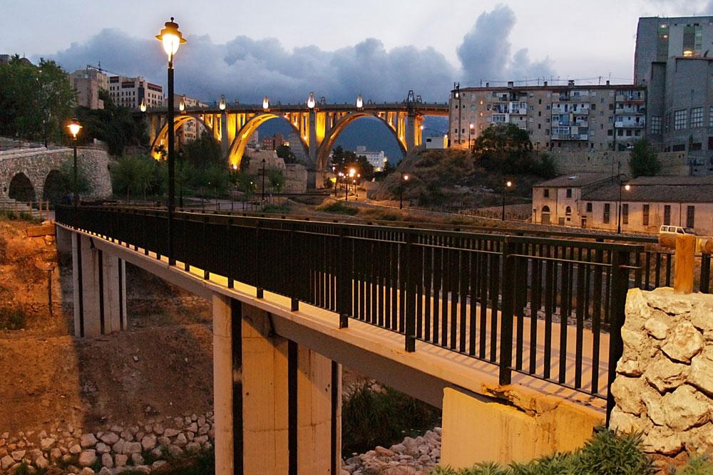 Foto Puente de Sant Jordi