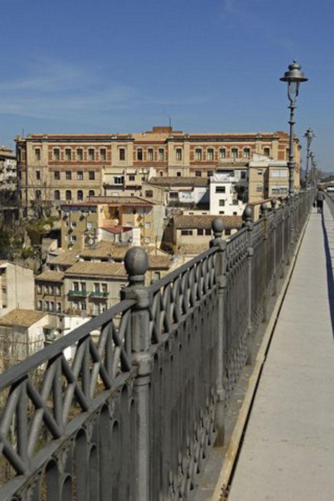 Foto Viaducto de Canalejas