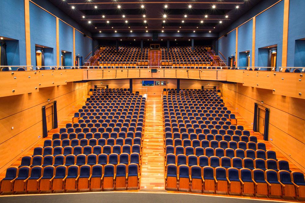 Foto Teatro Calderón