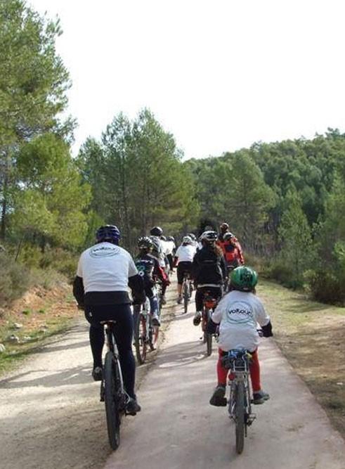 Foto Alcoy potencia el cicloturismo